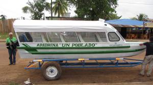 2013 Ambulancia Fluvial