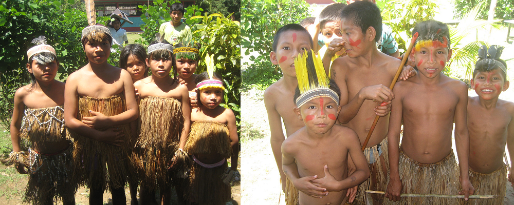 Los Niños Asháninkas