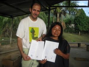 2011 Firma Acuerdo Material de Cocina